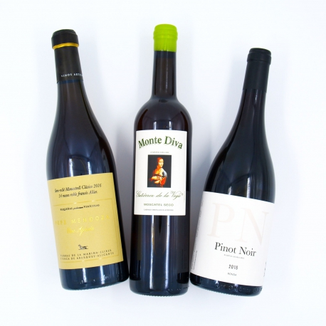 Wine Club Adventure Pack 4 (Jan'21)